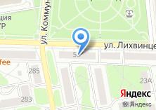 Компания «Ювелирная мастерская феникс (раздолье)» на карте