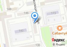Компания «РостГрупп» на карте