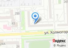 Компания «Yulsun.ru» на карте