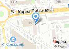 Компания «ЭлектроШИК» на карте