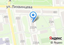 Компания «Слайдер» на карте