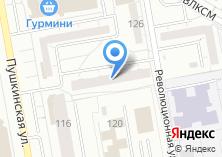 Компания «Nbparts18ru» на карте