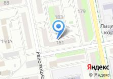Компания «Почтовое отделение №76» на карте