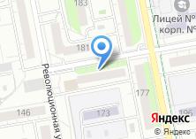 Компания «Ижевское Подшипниковое Агентство» на карте