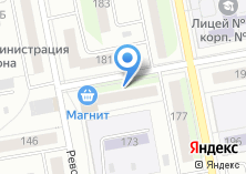 Компания «Ижевск-Пресс» на карте