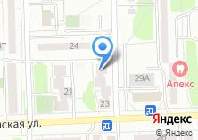 Компания «Мегапресс» на карте