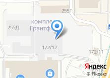 Компания «Соудал» на карте