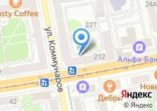 Компания «Связной Travel» на карте