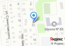 Компания «Пункт авторазбора» на карте