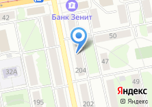 Компания «Офис-Люкс» на карте