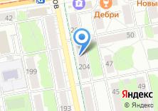 Компания «Багратион-сервис» на карте