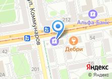 Компания «Удмуртавтотранс» на карте