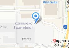 Компания «UDMстрой» на карте