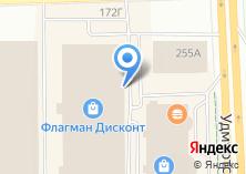 Компания «Двери Века магазин дверей» на карте