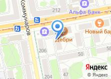 Компания «ОлНи» на карте