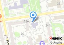 Компания «Дом детского творчества Первомайского района» на карте
