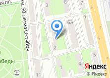 Компания «Ижпромтехника» на карте
