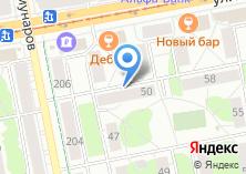 Компания «Ижевский городской фонд поддержки малого и среднего предпринимательства» на карте