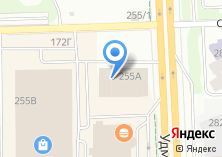 Компания «Шиномонтаж» на карте