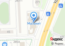 Компания «Живой город» на карте