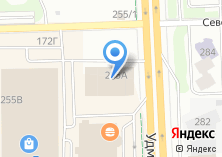 Компания «Компьютерные технологии» на карте