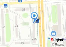 Компания «Дикий кот» на карте