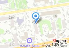Компания «Ижевская Телепрограмма» на карте