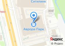 Компания «Мелофон» на карте