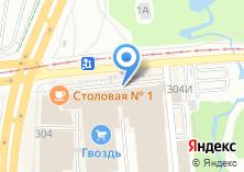 Компания «БизнесКлассАвто» на карте