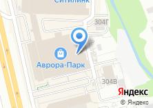 Компания «Чистота» на карте