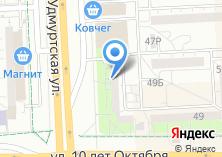Компания «НК Недвижимость» на карте