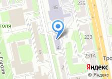 Компания «Институт экономики УрО РАН» на карте