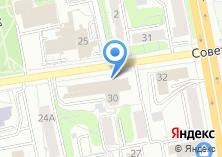 Компания «Гектор» на карте