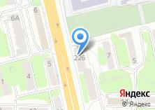 Компания «Общежитие УдГУ» на карте