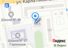 Компания «Центральный тепловой пункт №34 в Ю-2» на карте