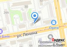 Компания «ДЖАЗ» на карте
