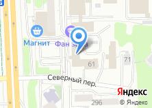 "Компания «Медиагруппа ""Комос-Медиа""» на карте"