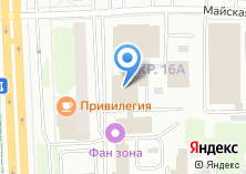 Компания «Ижевск-1» на карте