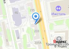 Компания «Газобетон-Ижевск» на карте