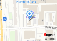Компания «БелКом-Строй» на карте