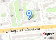 Компания «Императрица» на карте