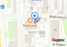Компания «Автодопы» на карте