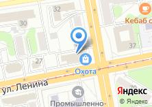 Компания «Строящееся административное здание по ул. Удмуртская» на карте