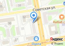 Компания «Языковед» на карте
