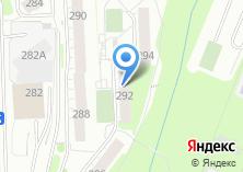 Компания «Квартирка ЕСТЬ гостиница квартирного типа» на карте