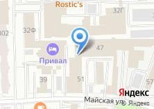 Компания «ВентИндустрия Ижевск» на карте