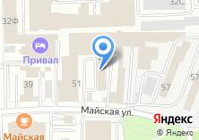 Компания «Ленд-моторс» на карте