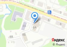 Компания «Виртус Урал» на карте