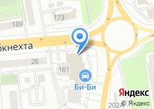 Компания «Техномашкомплект» на карте