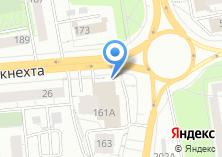 Компания «FixPrice» на карте